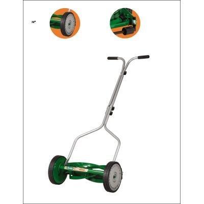 Scotts 304-14S 14-Inch Economy Push Reel Lawn Mower