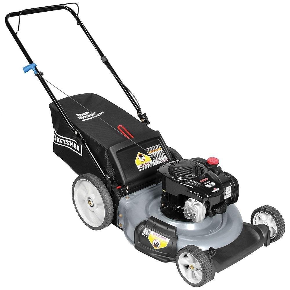 Craftsman 37430 3-in-1 Push Lawn Mower