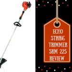 Echo String Trimmer SRM225-Review