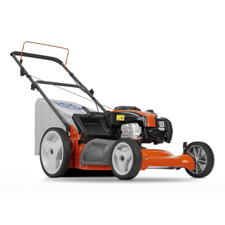 Husqvarna Lawn Mower 5521P Review