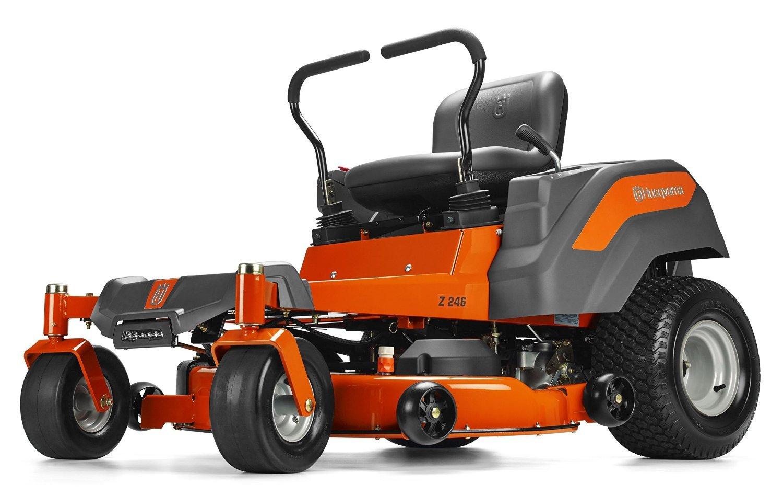 Husqvarna 967323903 V-Twin 724 cc Zero Turn Mower