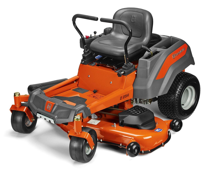 Husqvarna 967324101 V-Twin 724 cc Zero Turn Mower