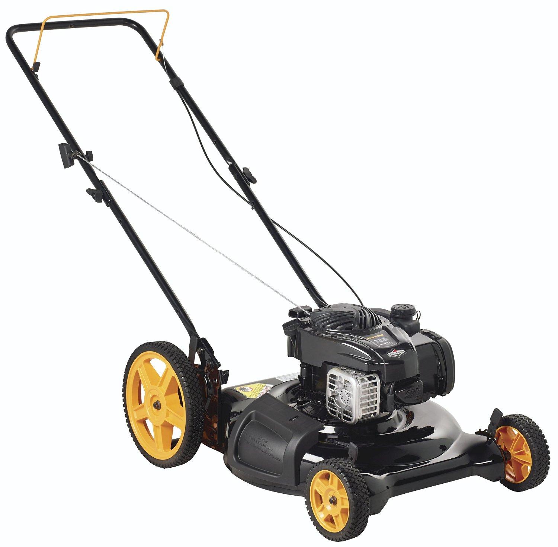 Poulan Pro 961120131 PR500N21SH Hi-Wheel Push Mower