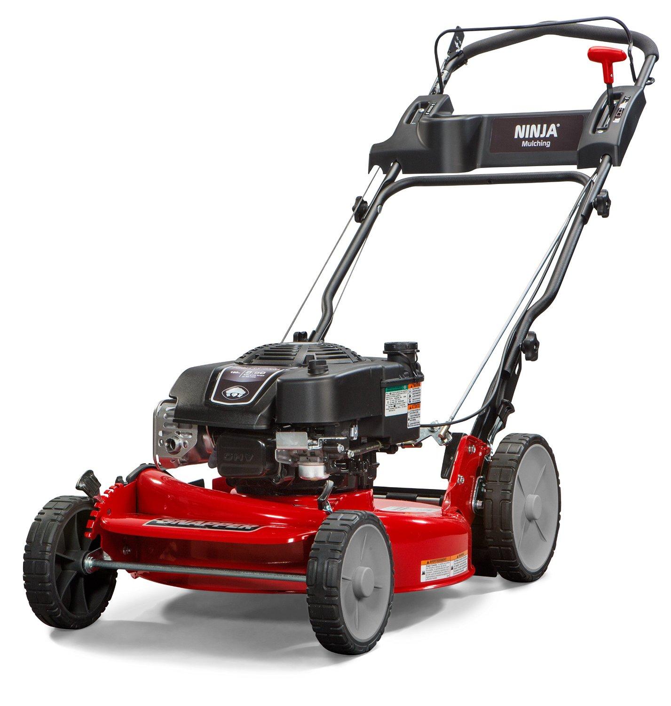 Snapper RP2185020 / 7800981 NINJA 190cc 3-N-1 Rear Wheel Drive Variable Speed Self-Propelled Lawn Mower