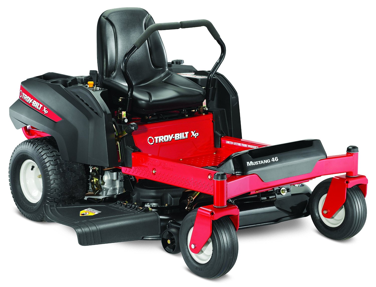 Troy-Bilt Mustang 46 24HP 46-Inch Zero-Turn Mower