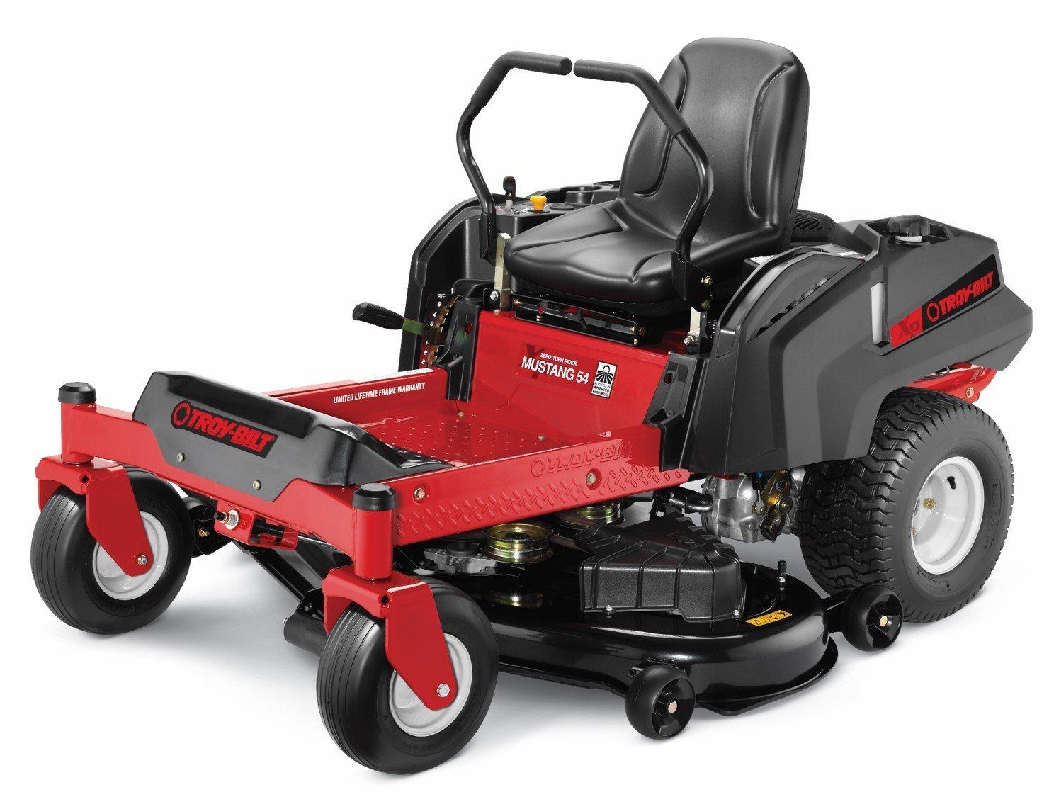 Zero Turn Garden Tractor : Snapper riding lawn mower zero turn zt review