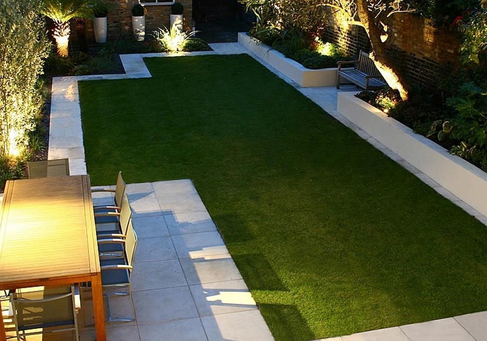 gardens that are modern