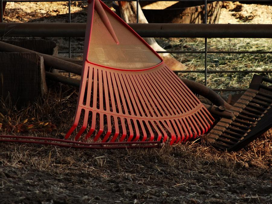 best garden rakes