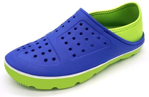 Amoji Unisex Garden Clogs Shoes