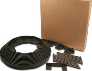Dimex EasyFlex No-Dig Plastic Landscape Edging Kit