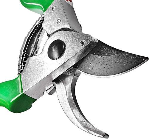 Gruntek Garden Pruning Shears Falke Sk5 Japanese Steel Blade
