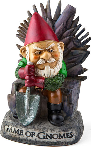 BigMouth Inc Game of Gnomes