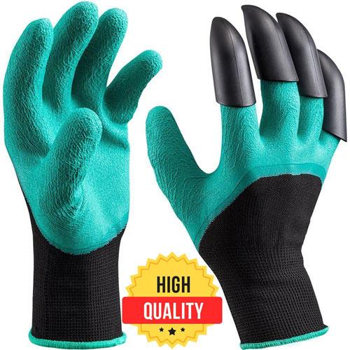Garden Genie Gloves with Claws Waterproof Gardening Gloves
