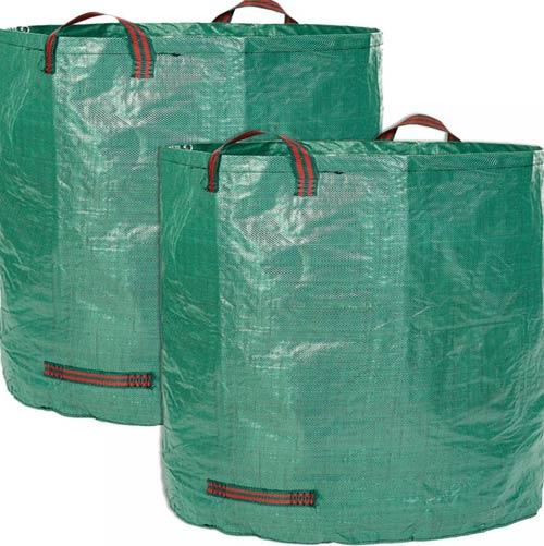GloryTec 2 XXL Garden Bags 132 Gallons