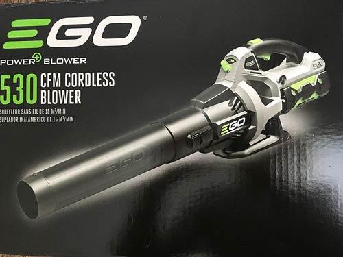 EGO Power 530 CFM 3 Speed T