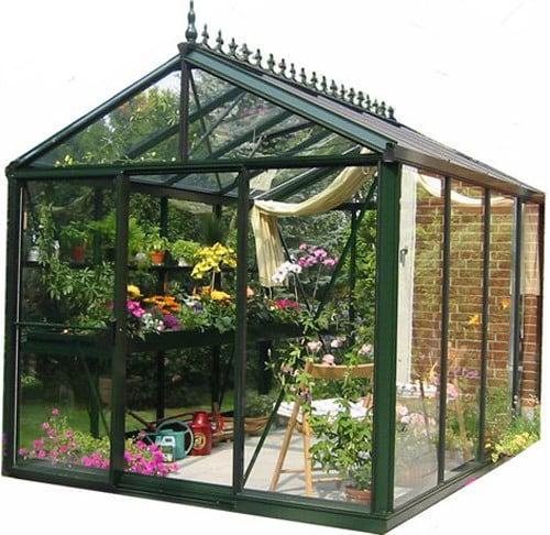 Exaco VI23 Royal Victorian Greenhouse