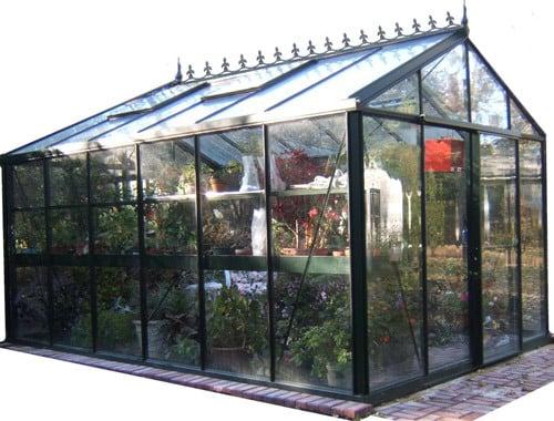 Exaco VI34 Royal Victorian Greenhouse
