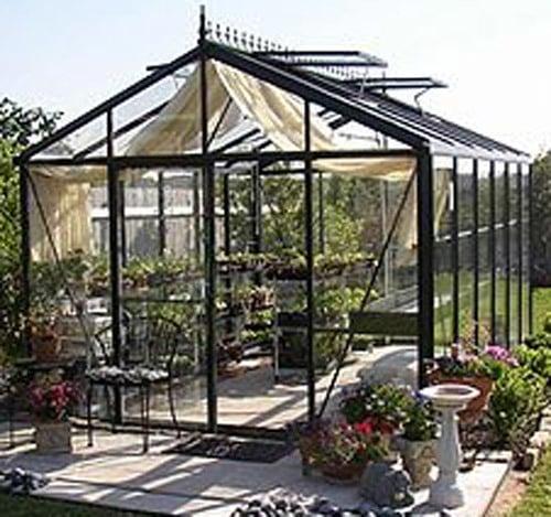Victorian Glass Greenhouse 10' x 15'