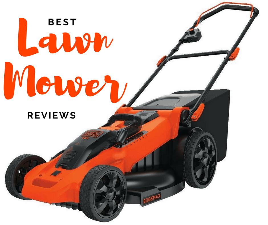 Best Lawn Mower Reviews 1
