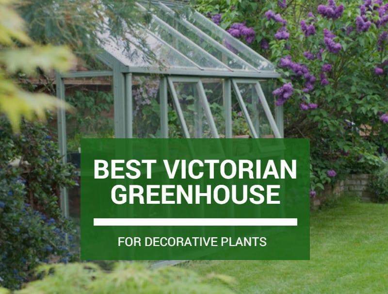 Best Victorian Greenhouse F