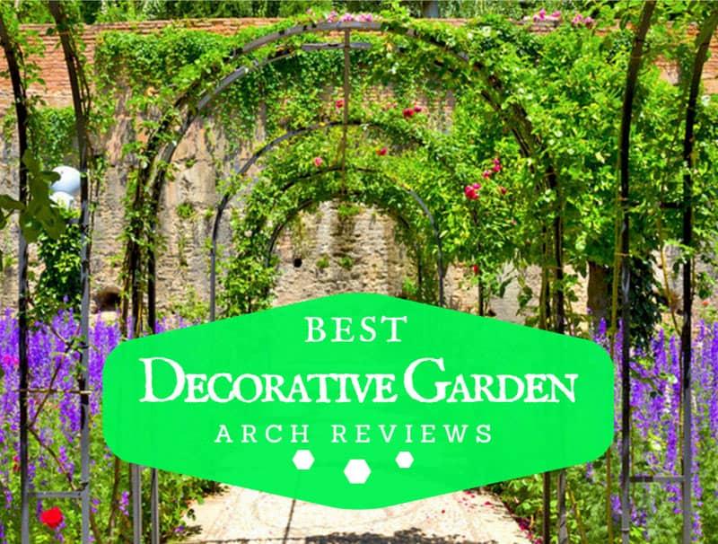 best garden arch reviews