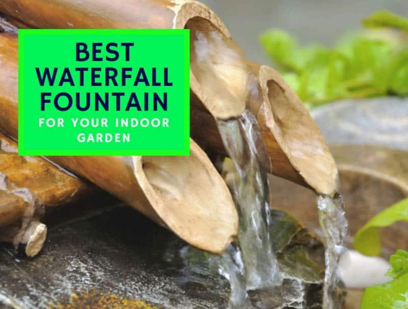 best waterfall fountain reviews
