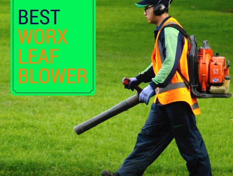 best worx leaf blower reviews