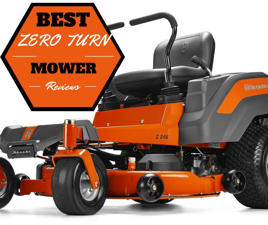 best zero turn mower reviews