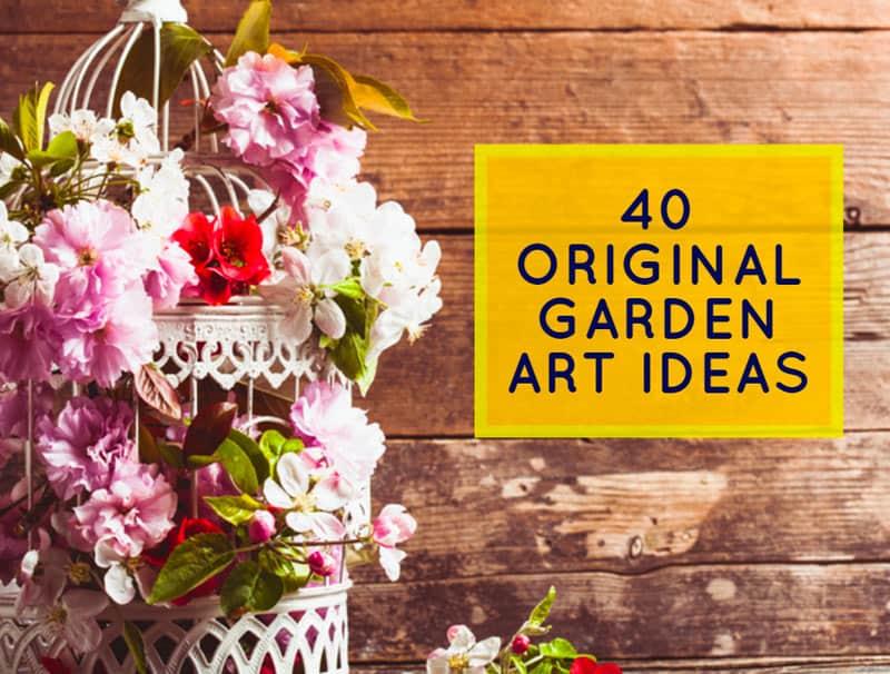 garden art ideas