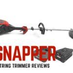 snapper string trimmer reviews