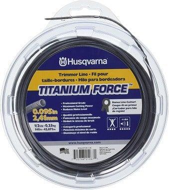 Husqvarna Titanium Force String Trimmer Lines