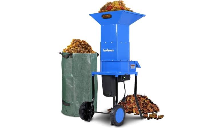 Landworks Leaf Mulcher Shredder