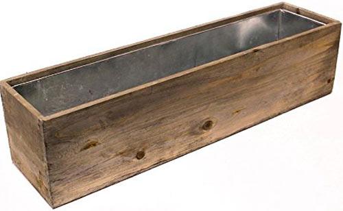 CYS Wood Rectangle Window B
