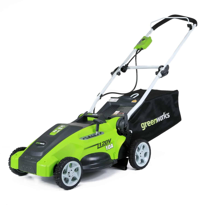 GreenWorks 25142 16 Inch Corded Mower