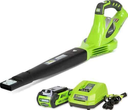 Greenworks 40V 150 MPH Vari