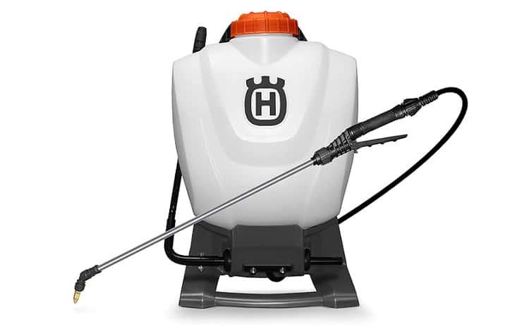Husqvarna Backpack Sprayer Review