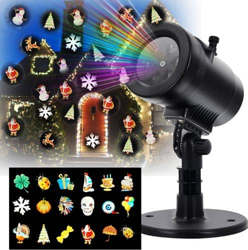 LED Projector Light Blinbl