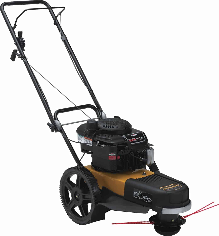 Poulan Pro PR22WT Wheeled Trimmer