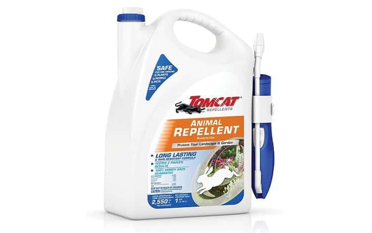 Tomcat Repellents Animal Repellent
