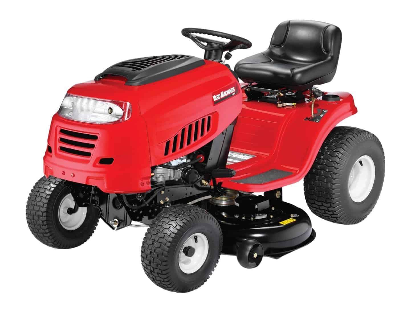 Yard Machines 420cc 42 Inch Riding