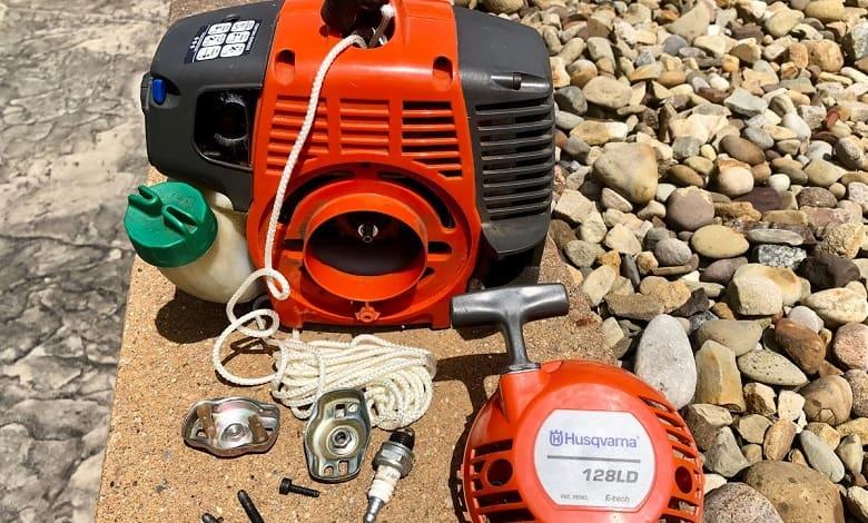 ignition parts of husqvarna 128ld