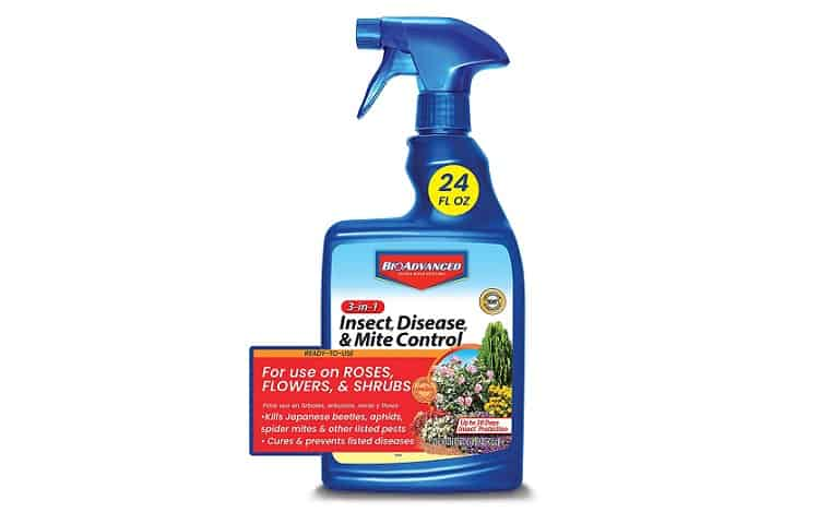 BioAdvanced 701290B Insecticide Fungicide Miticide