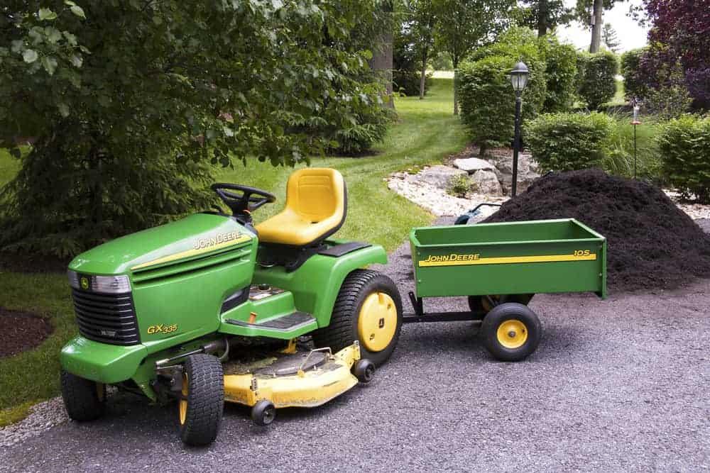Best Lawn Mower Dump Carts